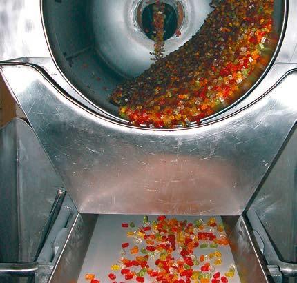 Gummibärchen Herstellung