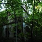 Geheimnisvolle Orte: Das Hotel zu Waldburg von außen