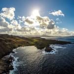 Eine Roadtrip Strecke entlang des Wild Atlantic Ways in Irland