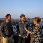 Mit dem Rhein im Rücken und der Abendsonne im Gesicht sprachen Timo Kazmierczak (Verleger und Herausgeber Top Magazin Bonn), Simon Böer und Hannah Welp über die gemeinsame Heimat – das Rheinland.