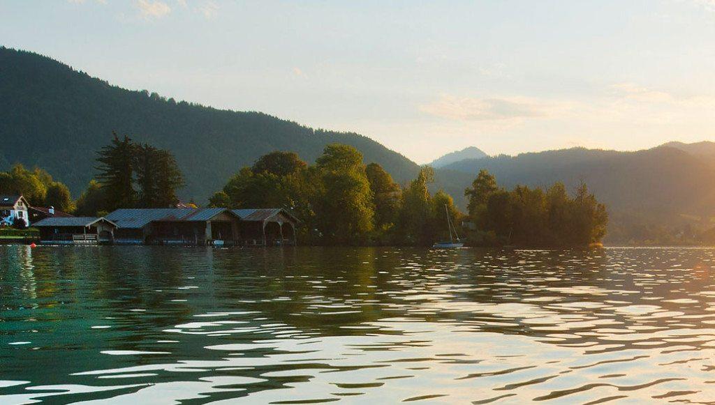 Urlaub am Tegernsee