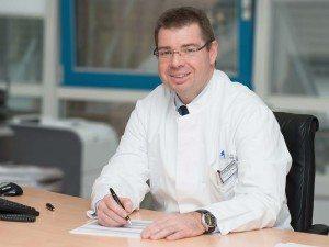 Prof. Dr. med. Dieter C. Wirtz, Direktor der Orthopädie und Unfallchirurgie am Universitätsklinikum Bonn