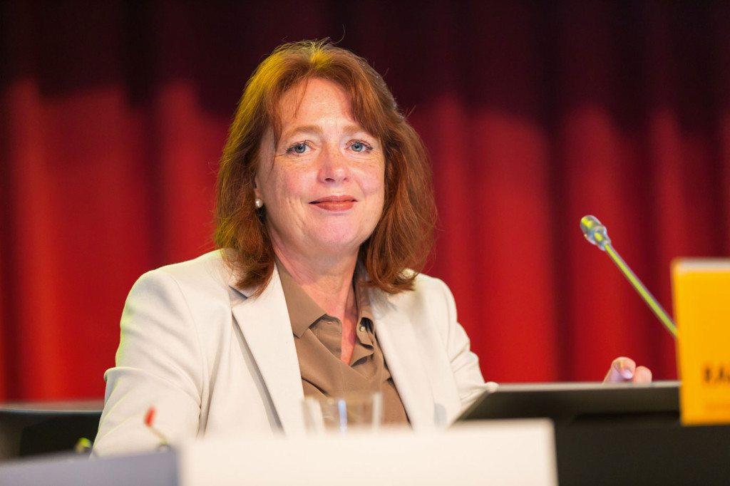 Frauen im Chefsessel: Colette Rückert-Hennen