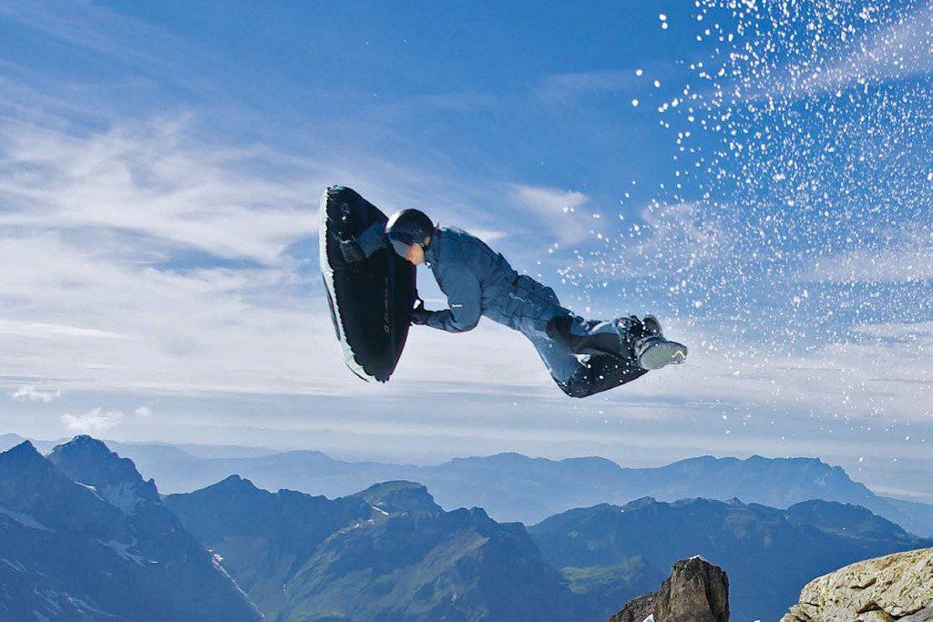 Funsportart: Der Adrenalinkick im Schnee