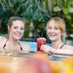 Die Bar im Pool in der Thermen und Badewelt Euskirchen