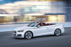 Audi-A5 und S5-Cabriolet