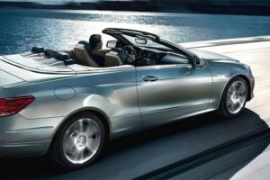 Mercedes-E-Klasse-Cabriolet