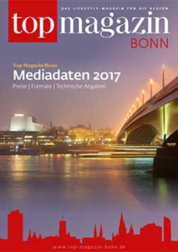 Top-Magazin Bonn Mediadaten 2017