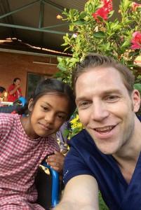 Dr. med. Daniel Sattler Leitender Arzt Beta Humanitarian Help