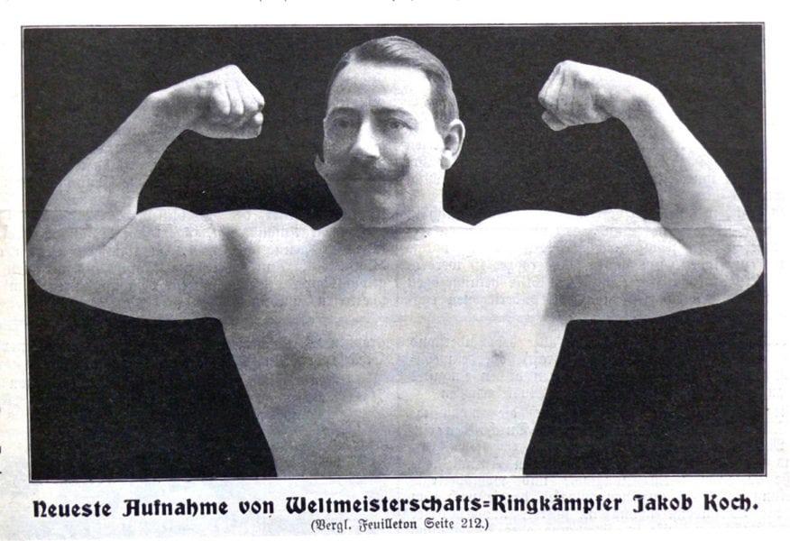 Superstar Jakob Koch