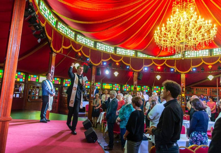 Ein neues Theater für Bonn: Malentes Theaterpalast