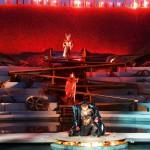 Die Aida von Guiseppe Verdi als Open-Air-Stück in der BergArena auf der Halde Haniel steuerte die Stadt Bottrop 2010 zum Kulturhauptstadtjahr bei. Auch in einer Inszenierung von Thomas Grandoch.