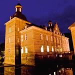 Fürstenberg: Immer schon ein Leuchtturm für die Rhein-Ruhr-Region: Hugenpoet, das Wasserschloss in Kettwig