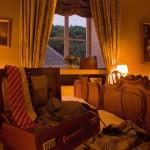 Traditionelles Ambiente und modernen Komfort bieten die Zimmer im Haupthaus Fürstenberg