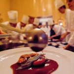 Fürstenberg: In der Küche werden Köstlichkeiten zelebriert