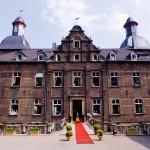 Schloss Hugenpoet rollt für seine Gäste den roten Teppich aus – buchstäblich. Und im übertragenen Sinne.