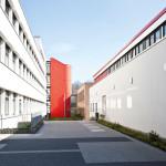 Klaus Wolff: Integration des Berufskollegs Holsterhausen im BFZ in Essen