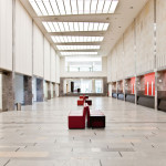 Klaus Wolff: Sanierung Saalbau Essen – Foyer
