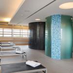 Klaus Wolff: Neubau Atlantic Congress Hotel Essen – Wellness-Bereich