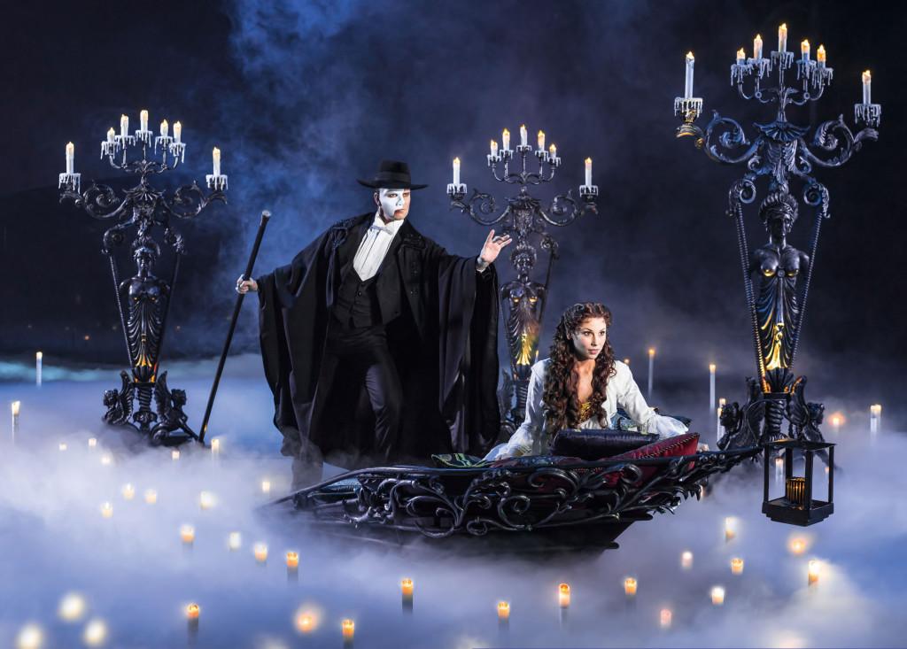 Phantom Der Oper Saarbrücken