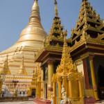 MS EUROPA 2: Die goldene Shwedagon-Pagode ist einer der Eindrücke, die noch lange nachwirken