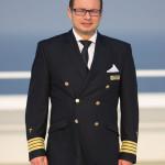 Der Hotelmanager der MS EUROPA 2 Frank Neumann hat für jeden Gästewunsch ein offenes Ohr