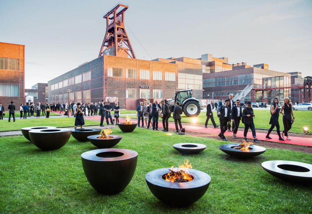 Red Dot Product Design Award auf Zollverein