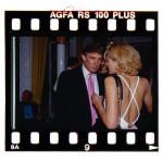 Donald Trump, der designierte 45. Präsident der USA, vor 23 Jahren. Da fotografierte Ralf Schultheiß ihn bei einer Party in seiner Privat-Residenz Palm Beach. Seine Dias hat er nach Trumps Wahl für TOP RUHR wieder herausgesucht.