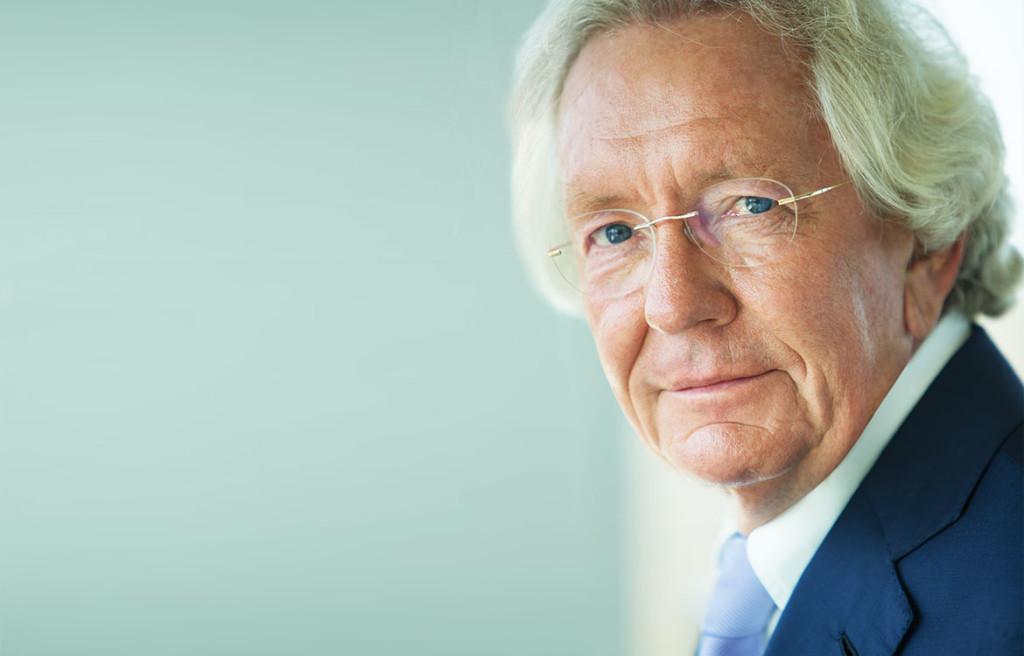 Präsidentenamt für Dr. Stephan Holthoff-Pförtner