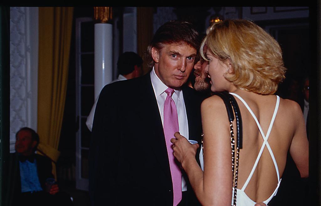 Ein Essener zu Gast bei Donald Trump
