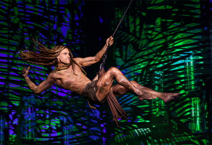 """Das Disney-Musical """"Tarzan"""" gibt auch dem Oberhausen-Tourismus Schwung"""