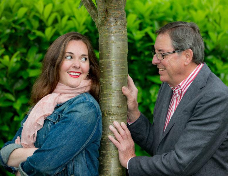 Hans Martz trifft Jessica Muirhead