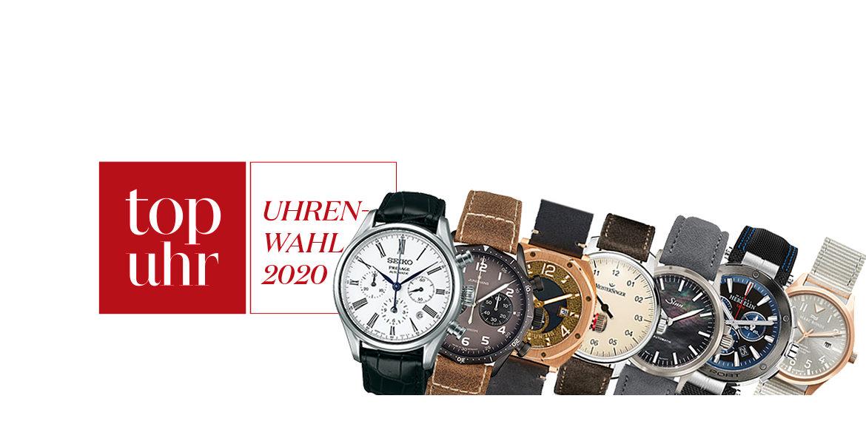 12. Top Uhrenwahl 2020