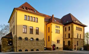 DMC Stuttgart: Die Büros der diconium GmbH in der inspirierenden Umgebung des Römerkastells.