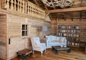 Dörfle Kleinaspach: Eine Bücherecke im Dörfle