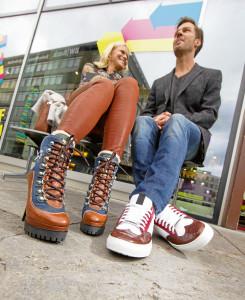 Outfits für den Herbst: Outtakes, Anna und Ralph