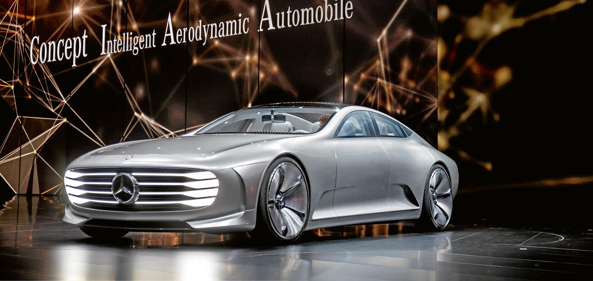 Neue Autos 2016 und Visionen für die Zukunft