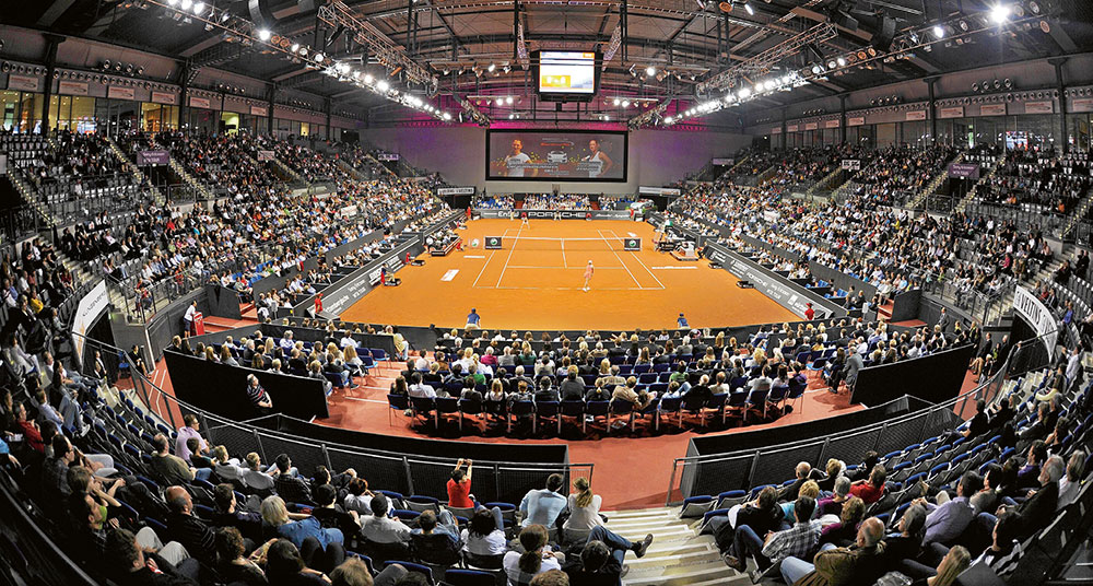 Tennisturnier In Stuttgart