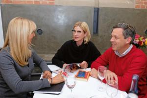 Karin Endress und Matthias Gaul im Gespräch mit AstridM. Fünderich