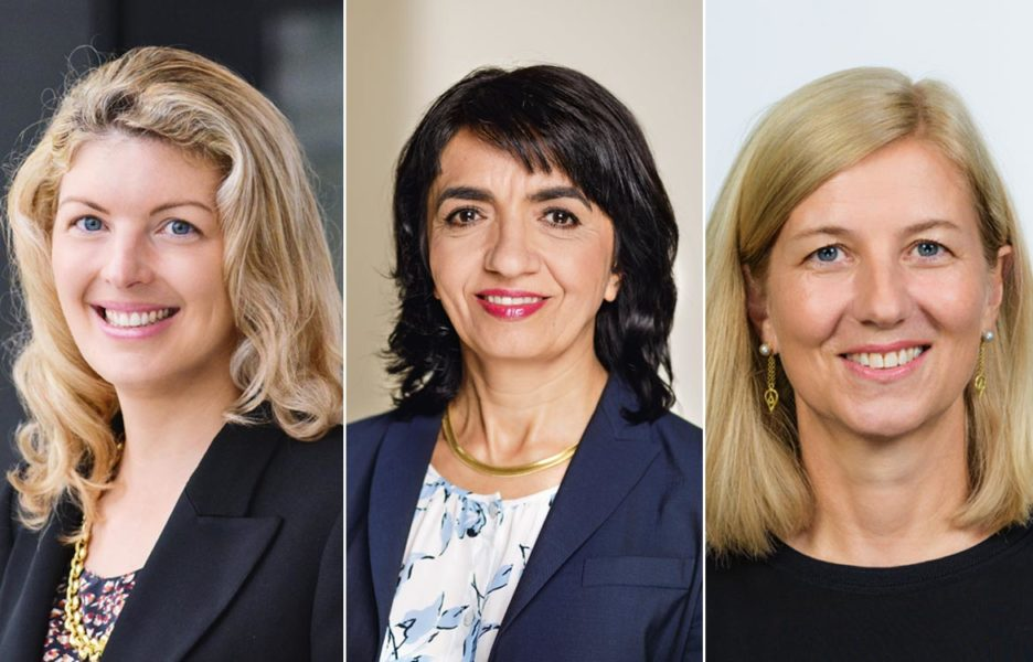 Power-Frauen in der Region