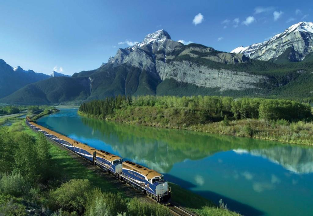 Zug Reisen: eine Kreuzfahrt auf Schienen