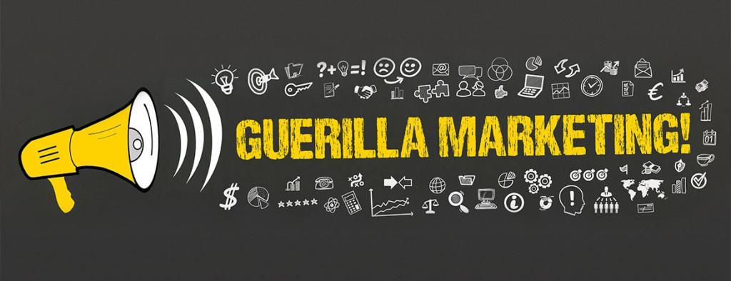 Guerilla Marketing – Geheimwaffe für den Mittelstand