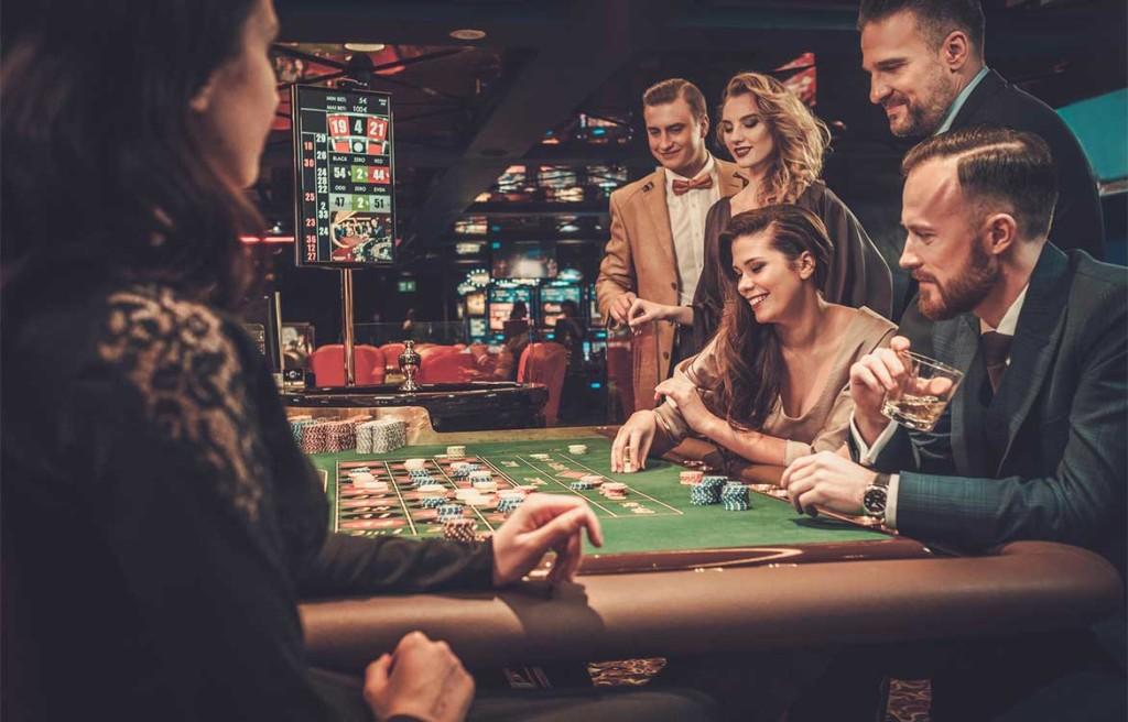 Luxus-Tourismus: Casino-Urlaub in Europa