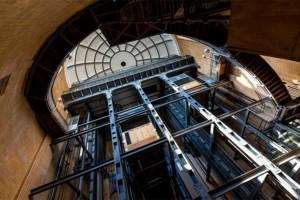 Der alte Elbtunnel ist mehr als ein schnödes Nutzbauwerk. Er ist ein beeindruckendes Zeugnis für Hamburgs Kunsthandwerk.