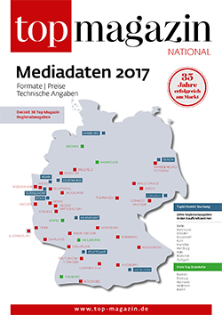 Top Magazin National Mediadaten 2017
