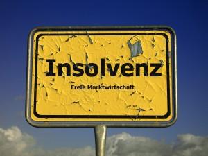 Schild-Insolvenz