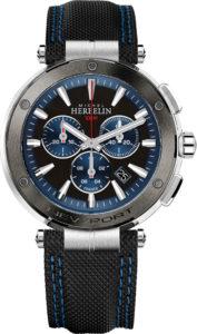Michel Herbelin Uhr, Modell: Newport 37688/AG65