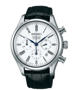 SEIKO Uhr, Modell: SRQ023J1, Seiko Presage Automatik Chronograph