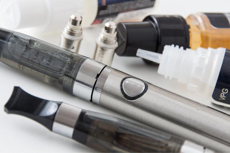 E-Zigarette im Angesicht von Langzeitstudien