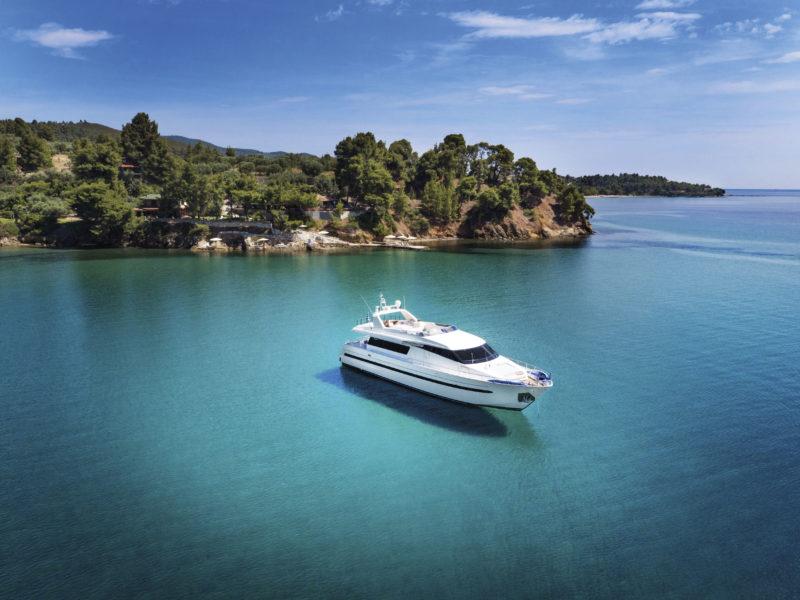 Geheimtipp in Griechenland - Fünf Sterne Luxus der Superlative